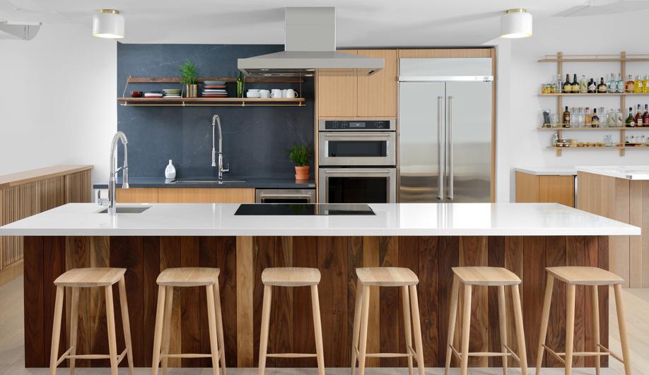Studio Junction Delivers A Bespoke Test Kitchen David Agnew